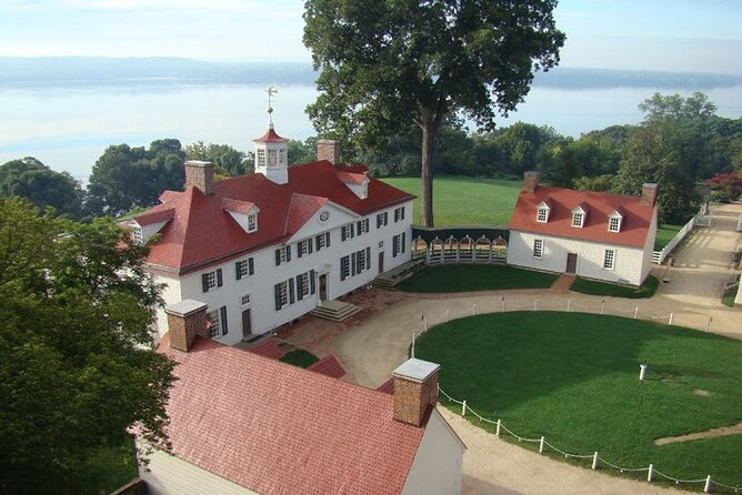 Half-Day Guided Tour of Alexandria and Mount Vernon
