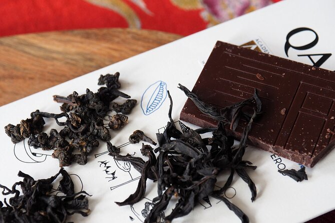 Tea and Chocolate Virtual Tasting (Only in North America)