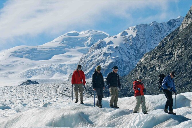 Mt Cook Tour & Heli Hike Combo from Queenstown