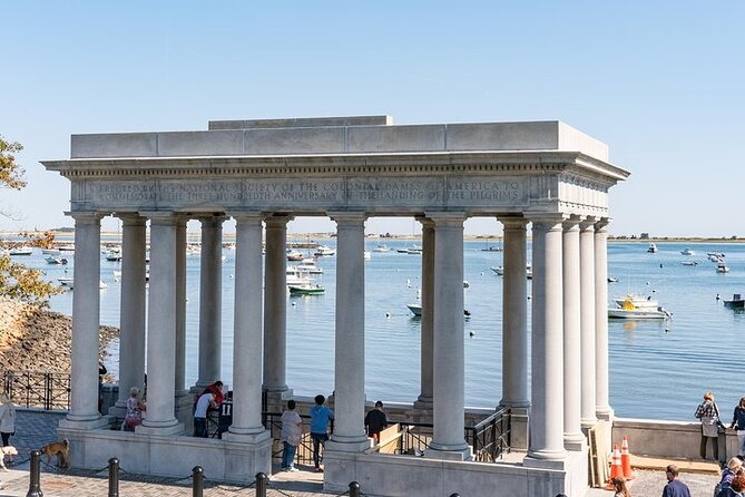 Private Boston to Plymouth Tour with Plimoth Plantation and Mayflower Admission