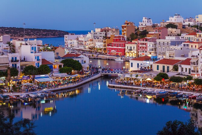 Private Full-Day East Crete Tour from Heraklion