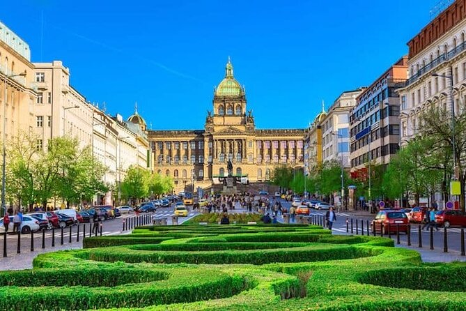 Prague All Inclusive 4-Day Guided Tour by Bus from Trento and Rovereto