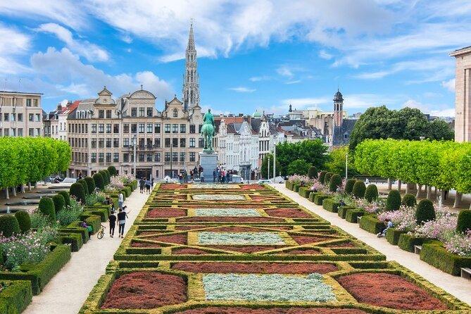 Surprising Brussels Self-Guided Urban Treasure Hunt Game in Brussels