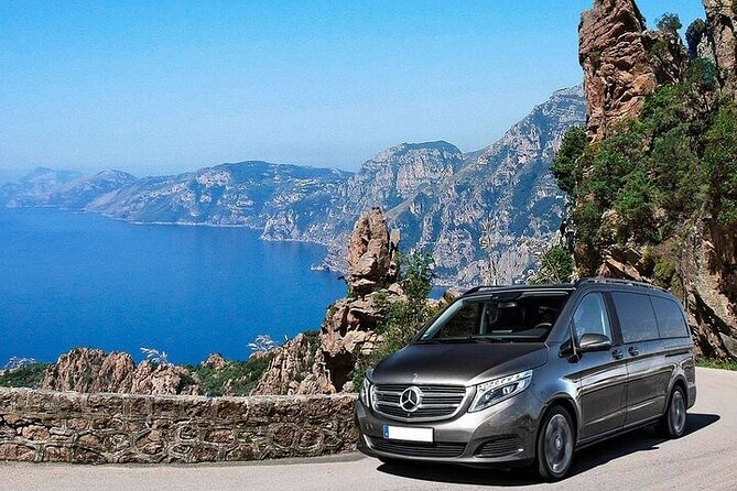 Private One-Way Transfer from Positano to Naples