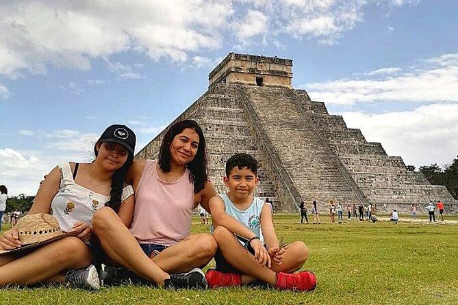 Chichen Itza Family 2 adults & 2 minors ALL INCLUSIVE