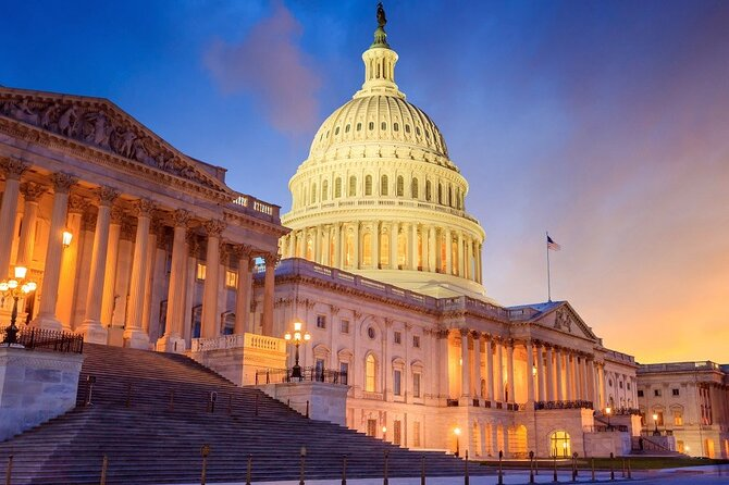 Full-Day Washington DC and Mt. Vernon Guided Sightseeing Tour