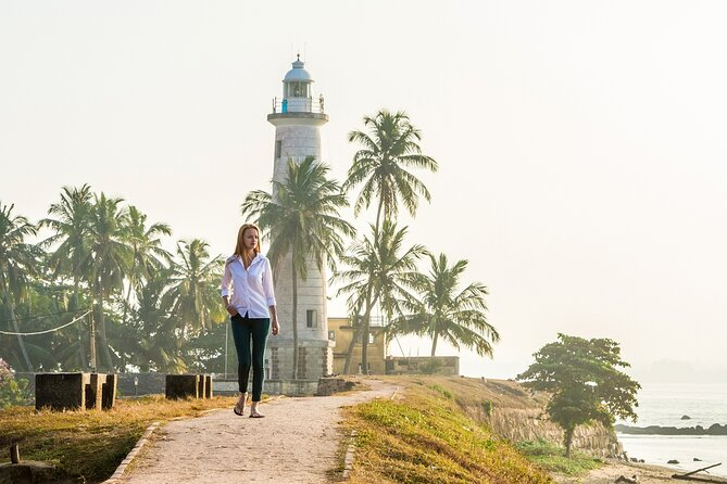 Day Excursions to Galle Fort & Bentota from Negombo