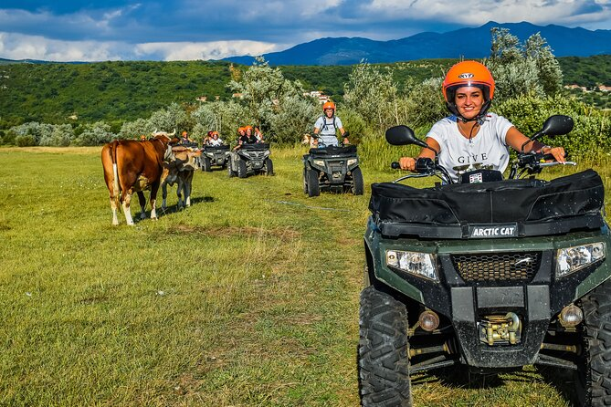 ATV Mountain tour with picnic - from Split