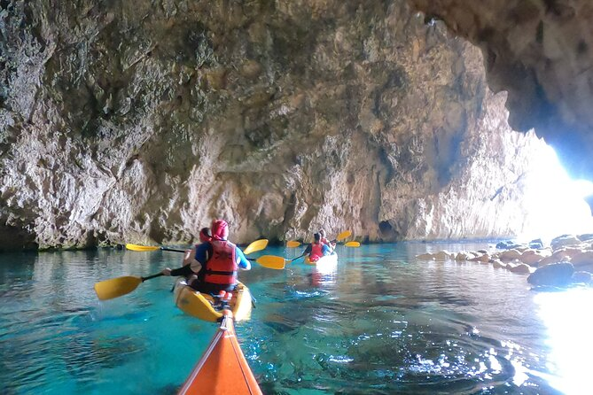 """Kayak And Snorkel Excursion """"Adventure on the Island"""""""