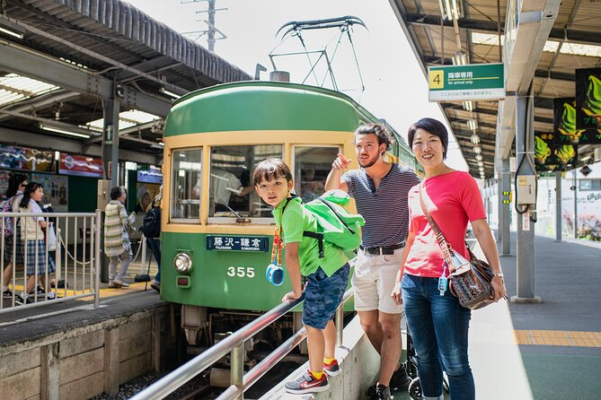 Kamakura Day Trip from Tokyo with a Local: Private & Personalized ★★★★★