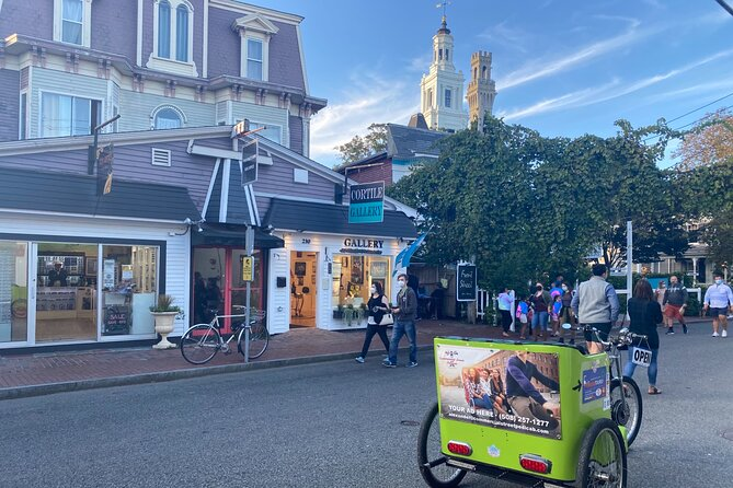 Private Open-Air Pedicab Tour in Provincetown