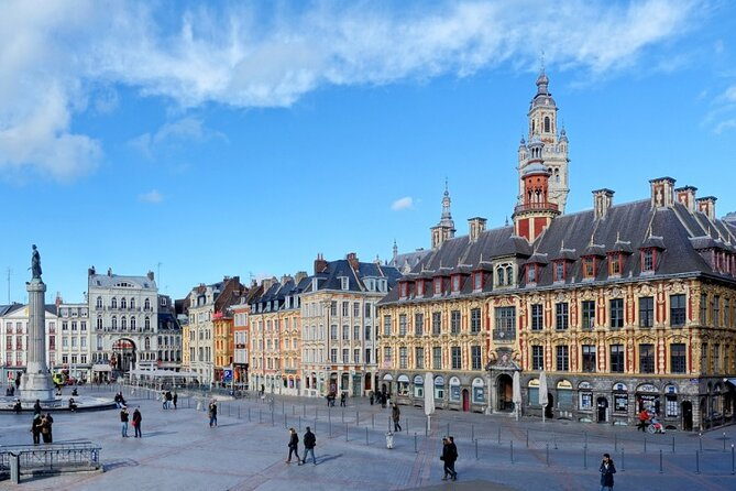 The Alchemist Self-Guided Urban Escape Game in Lille