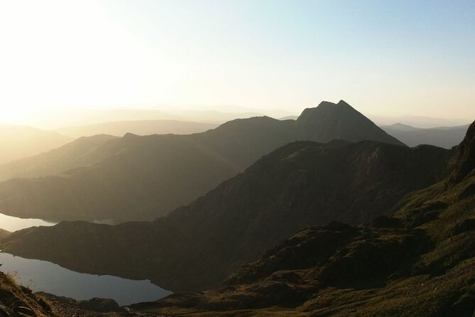 Hiking Snowdon - The Highest Mountain In Wales