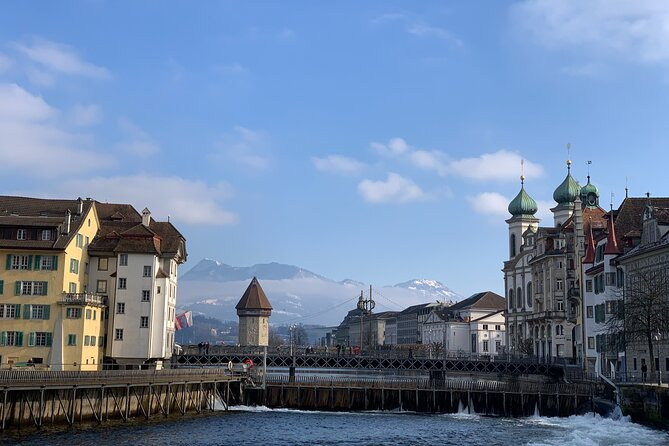 The Lives and Legends of Lucerne: A Self-Guided Audio Walk