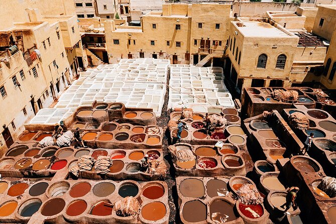 4 Days Imperial Cities Tour from Fes to Marrakech