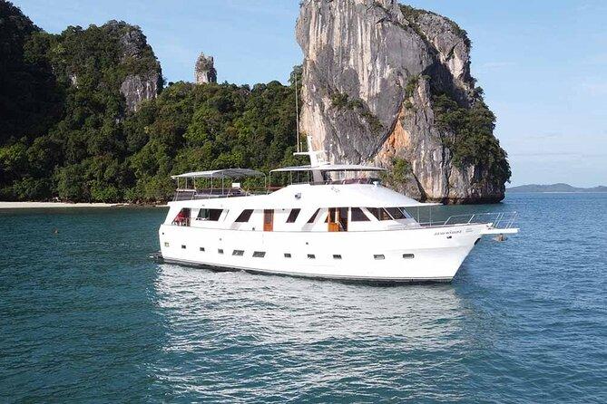 2 Days 1 Night in a Luxury Yacht in Phuket