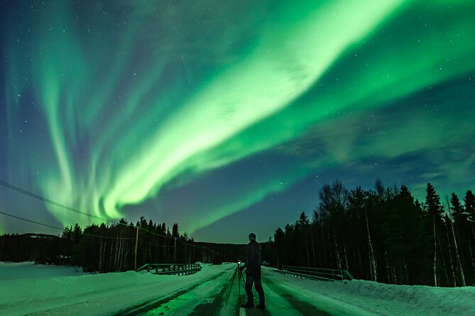 Northern Lights Photography Hunting Experience in Rovaniemi