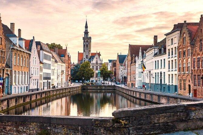 Explore Bruges Self-Guided Urban Treasure Hunt Game in Bruges