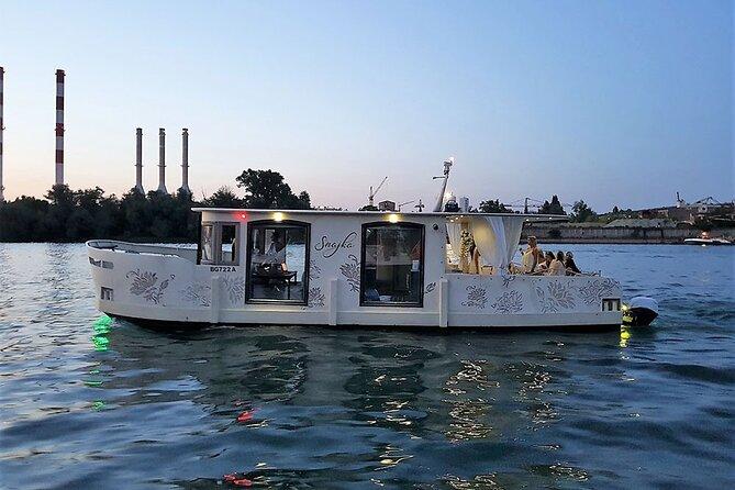 Private Boat Party Tour in Belgrade