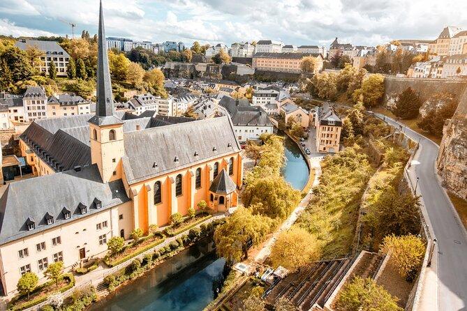 The Alchemist Self-Guided Urban Escape Game in Luxembourg