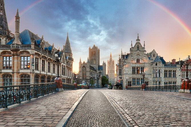 The Alchemist Self-Guided Urban Escape Game in Ghent