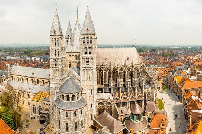 The Alchemist Self-Guided Urban Escape Game in Tournai
