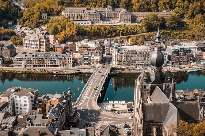 The Alchemist Self-Guided Urban Escape Game in Dinant