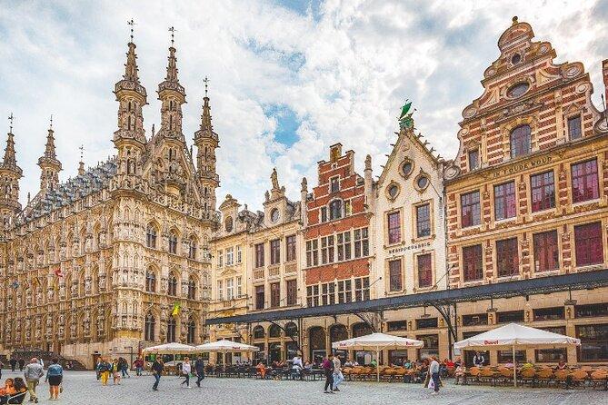 The Alchemist Private Self-Guided Urban Escape Game in Leuven
