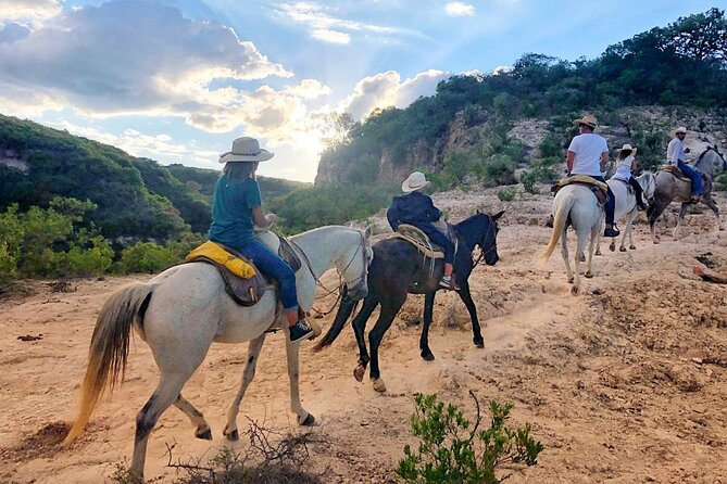 Half Day Excursion - Horseback Riding Adventure in SMA