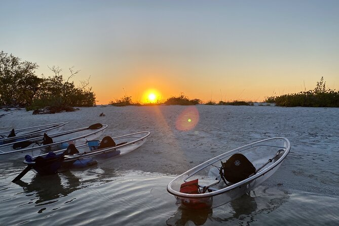 Clear Kayak Tours in Bonita Springs