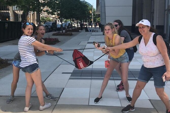 Adventurous Scavenger Hunt in Columbus by Zombie Scavengers