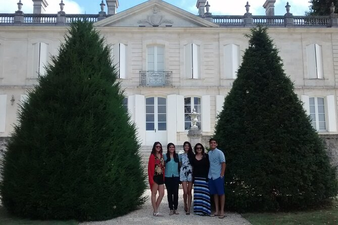 From Bordeaux: Medoc private wine tour