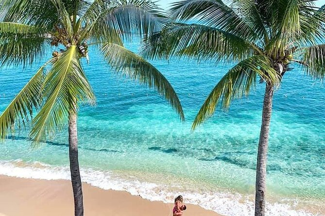 Beach please / beach day in Ocho Rios