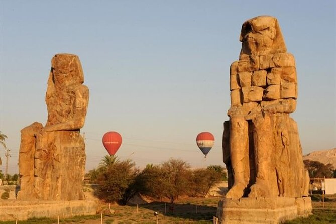 Enjoy Day Tour to Luxor West Bank from Luxor Hotels with Small Group