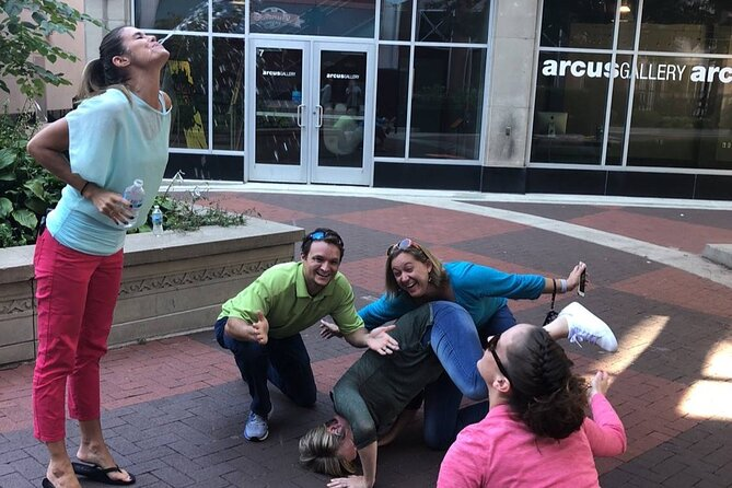 Scavenger Hunt Adventure in Louisville by Zombie Scavengers