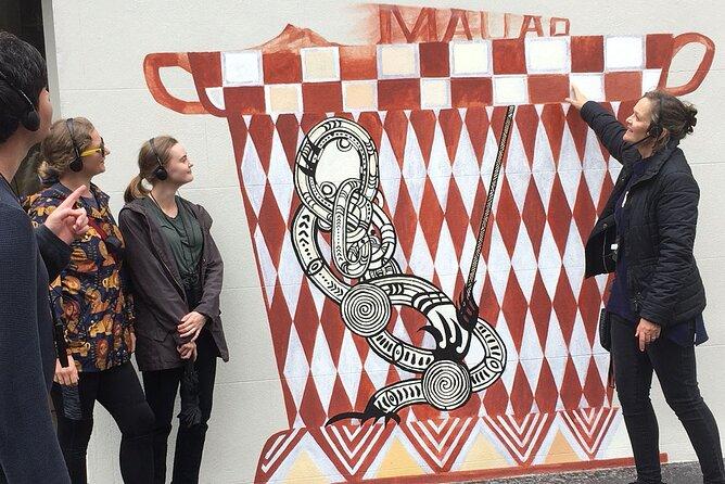 Hīkoi to Britomart Guided Walking Tour - Auckland Art Gallery