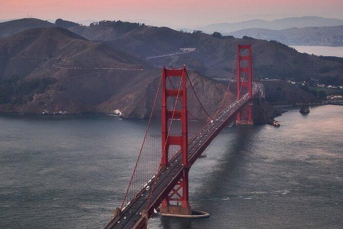 San Francisco Bay Air Tour