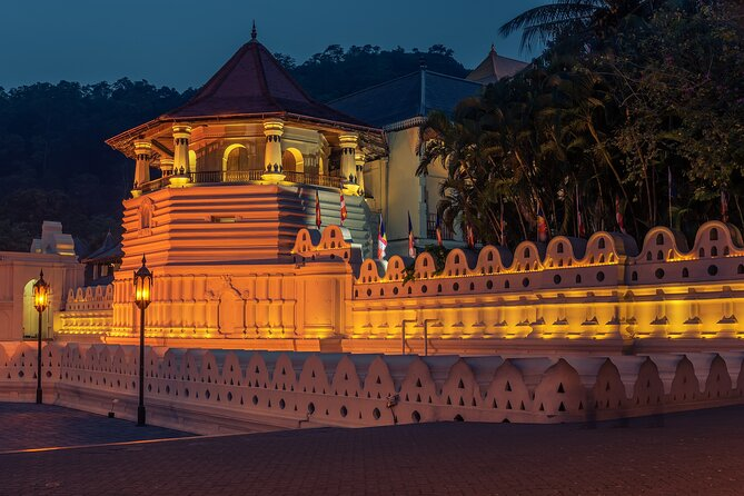 07 Days Highlights of Srilanka From Negombo