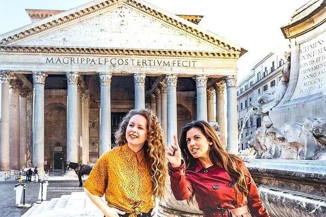 Day Trip to Rome: Highlights & Hidden Gems PRIVATE Tour