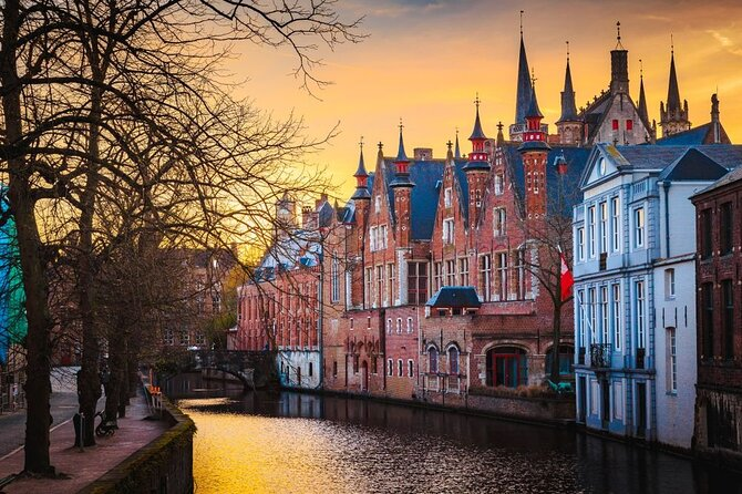 Rise of the Dead Self-Guided Private Urban Escape Game in Bruges