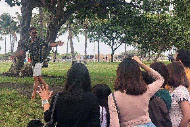 Miami Beach Art Deco, History, Culture & Scandals Walking Tour