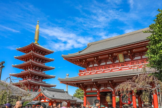 Private Tour - Get to know the secret of Asakusa! Shrine and Temple Tour