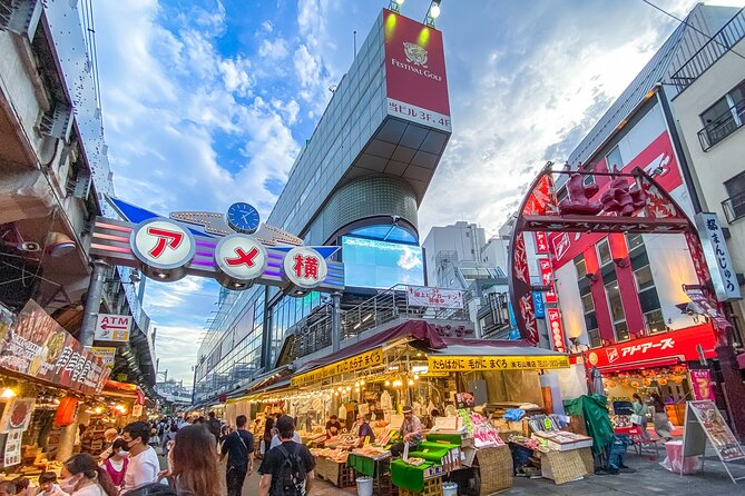 Private Tour - First time Ueno? Here is a tour includes all the must-sees!
