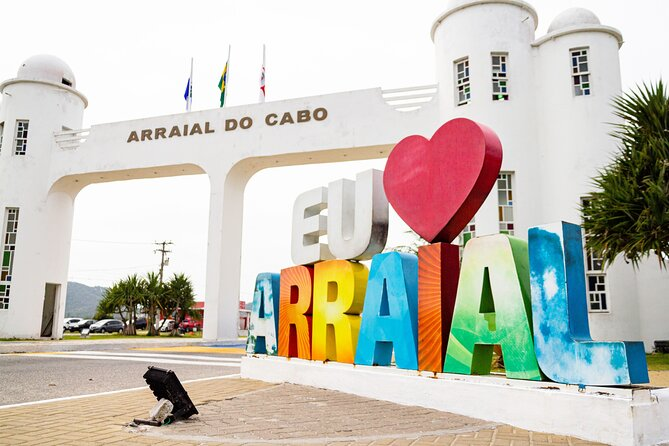 Arraial do Cabo Tour and Schooner Tour | Daily departures from Rio.