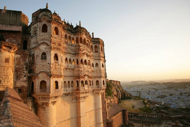 Mehrangarh Fort Skip the Line E-Tickets with Guide