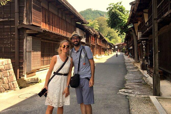 Full-Day Small-Group Kisoji Nakasendo Trail Tour