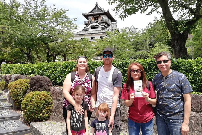 Half-Day Inuyama Castle and Town Tour with Guide