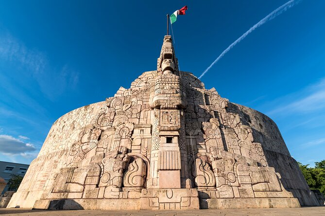 2-Day Private Guided Tour to The Heart of Yucatan with Pickup