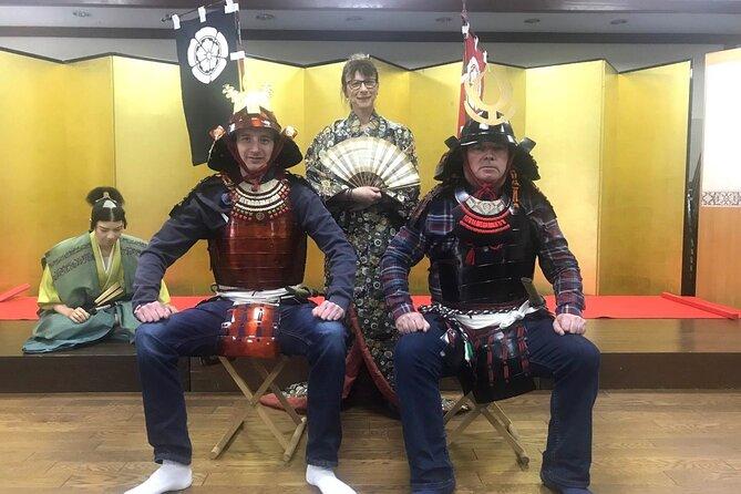 Kiyosu Samurai Walking Tour and Kirin Brewery Visit from Nagoya