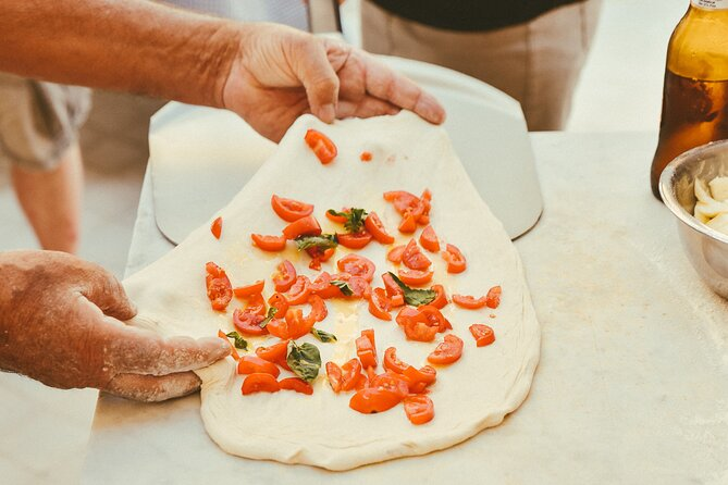 Pizza Making Experience